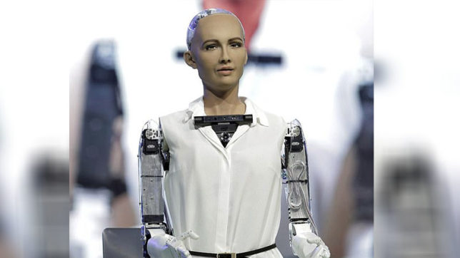 Saudi Arabia becomes the first country to grant citizenship to a robot