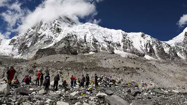 nepal will measure the height of Mount Everest