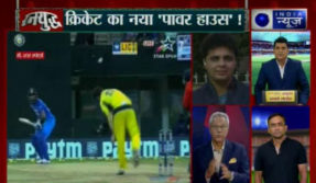 india news show on hardik pandya