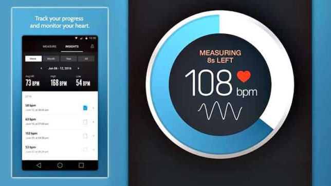 tech news, instant heart rate monitor app, android app, BPM, india news