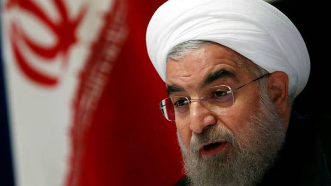 Iran Media declares Hassan Rouhani  winner of presidential elections official declaration awated