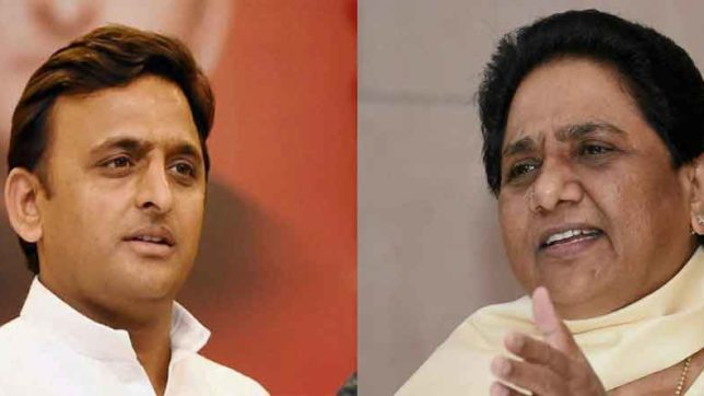 yogi govt will reduce the number of home guards posted at Akhilesh Mayawati house