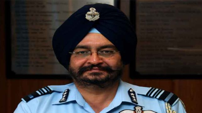 Air Chief Dhanoa instructed to be prepared for operations at a very short notice