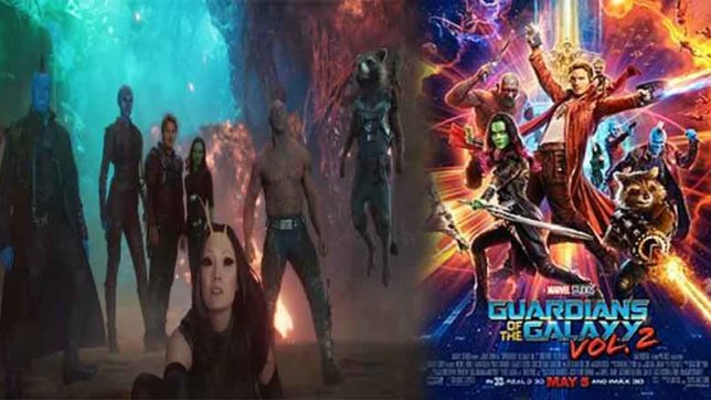 Guardians Of Galaxy, Guardians Of Galaxy Vol. 2, Kasam Paida Karne Wale Ki, Jhoom Jhoom Jhoom Baba, Bappi Lahiri, Guardians Of Galaxy Vol. 2 teaser, hollywood, Hollywood News in Hindi, Bollywood News
