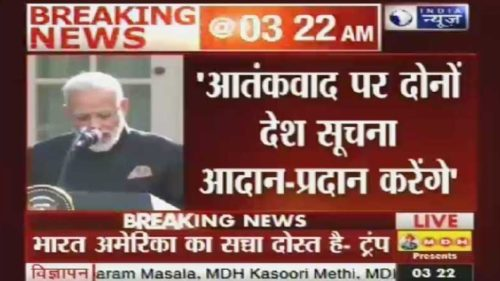 PM Modi says Destroying terrorists and safe havens will be our aim