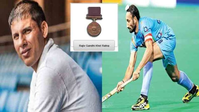Hockey player Sardar singh and paralympic athlete Devendra jhajharia will get Khel Ratna award