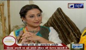 India News show Betiyan on Untold story of Bollywood actress Divya Dutta