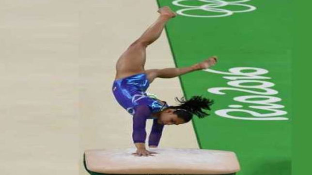dipa karmakar says sorry to indians people after missed medal in rio