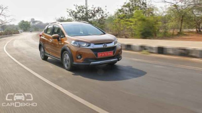 is honda wrv price right know here
