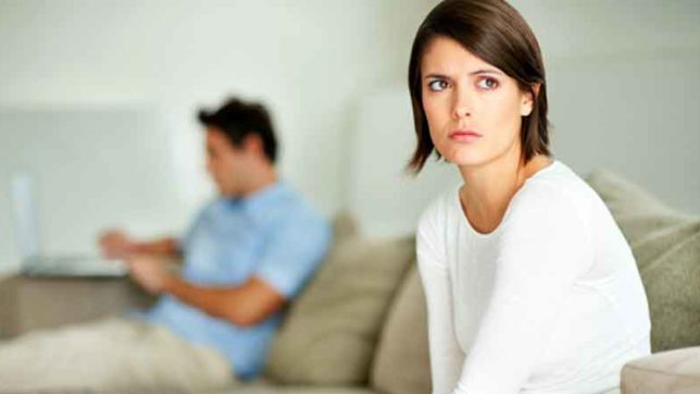 please leave these habits unless your partner will always unhappy
