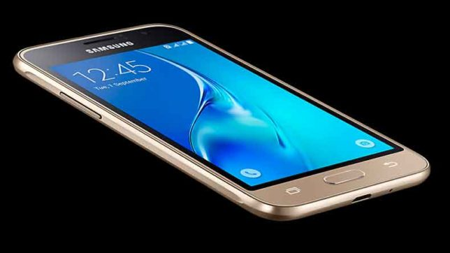 samsung launches low budget j1 4g smartphone