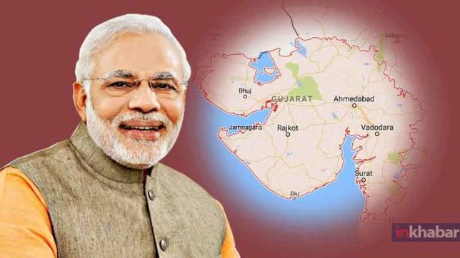 BJP mission 150 plus seats for Gujarat after massive victory in UP and Uttarakhand
