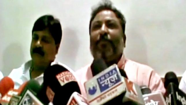 non bailable warrant against expelled BJP leader Dayashankar Singh