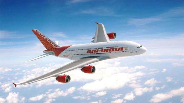 You have chance to do job in air india apply soon