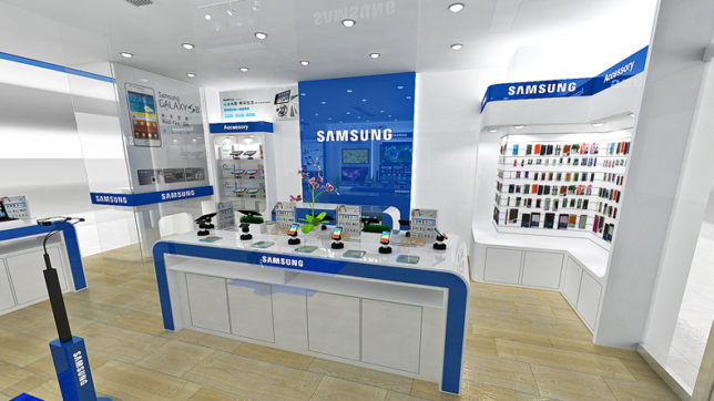 samsung india, mobile