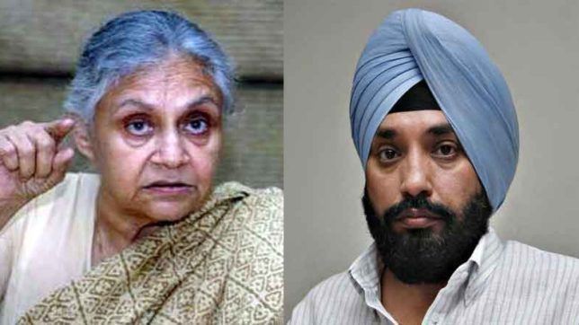 sheila dixit, arvinder singh lovely, leader, BJP, Congress, Delhi, mcd election, India News, New Delhi