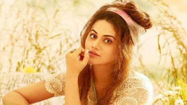 Taapsee Pannu moved to tears after she got an overwhelming letter