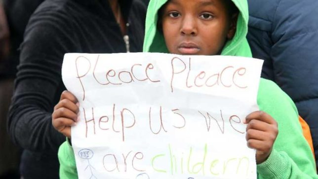 unicef says number of children migrating alone around the world has increased