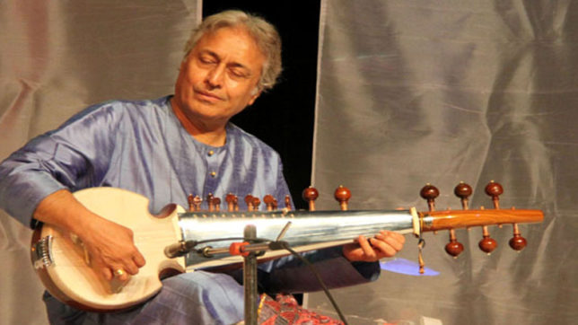 Amjad Ali Khan will never play sarod in Madhya Pradesh