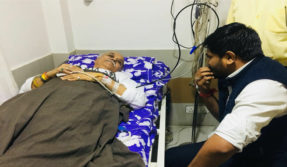 Hardik Patel Meet VHP President Praveen Togadia at hospital said PM Modi And amit Shah behind this