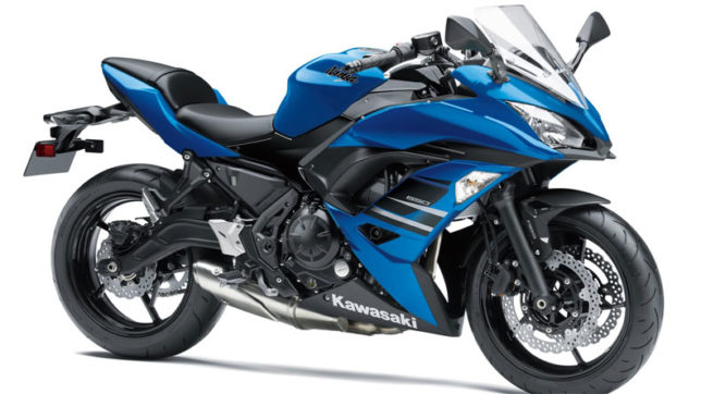 Kawasaki Ninja 650 ABS blue colour launch in india Know Price and Specifications