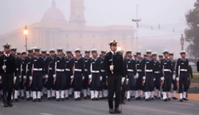 Republic Day parade rehearsal begins in Delhi Changes in traffic of India Gate and Rajpath areas