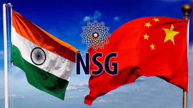 India, NSG, China, US, Chinese Foreign Ministry, non-NPT country, Pakistan, Turkey, New Zealand, Austria, South Africa