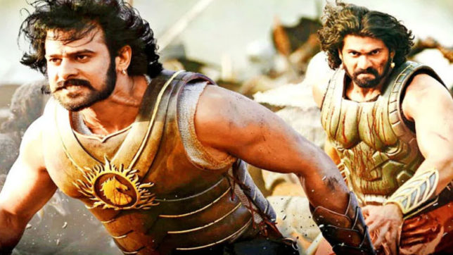 Bahubali, bahubali 2, Bahubali 2 New Poster, Baahubali 2 release date, Prabhas, Baahubali Movie, Bollywood News, India News, Bollywood News In Hindi, Hindi News, Entertainment news, SS Rajamouli