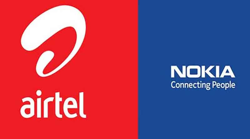 nokia & airtel join hands for 5G technology