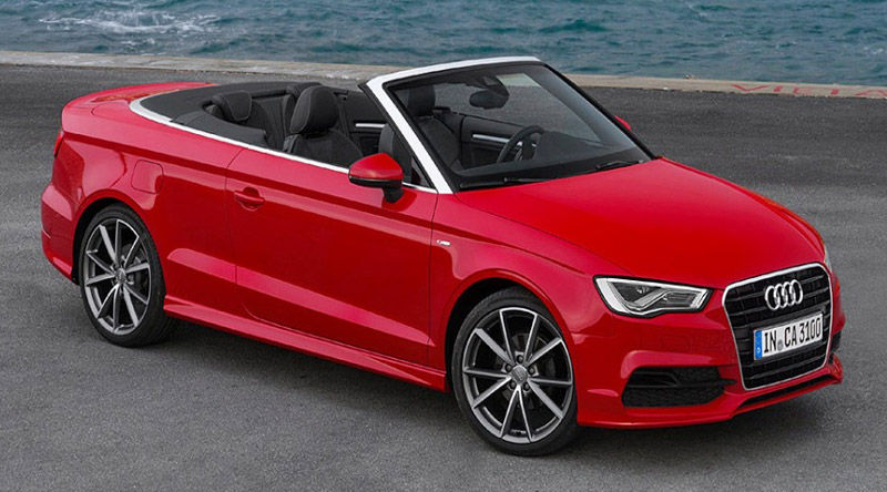 audi launches audi a3 cabriolet in india