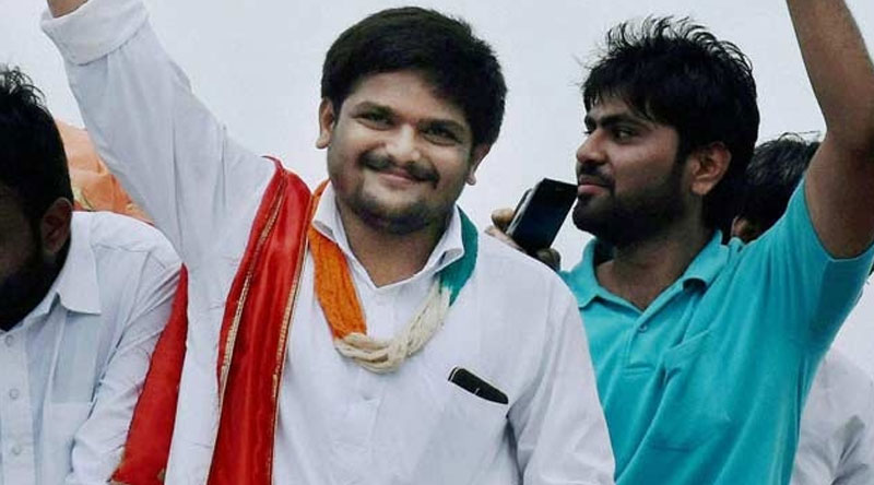 Paradise Papers: Patidar leader Hardik Patel asks will Link Aadhaar Number to Swiss bank accounts