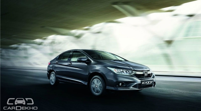 honda city launched in india