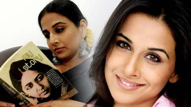 vidya balan, suraiya, biopic, bollywood news, writer kamladas, entertainment news, india news