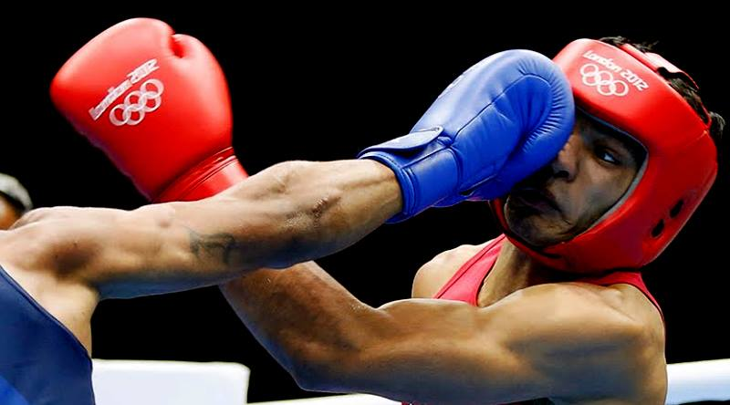 I was a southpaw but my match with nothpaw says vikas after loss the match of rio