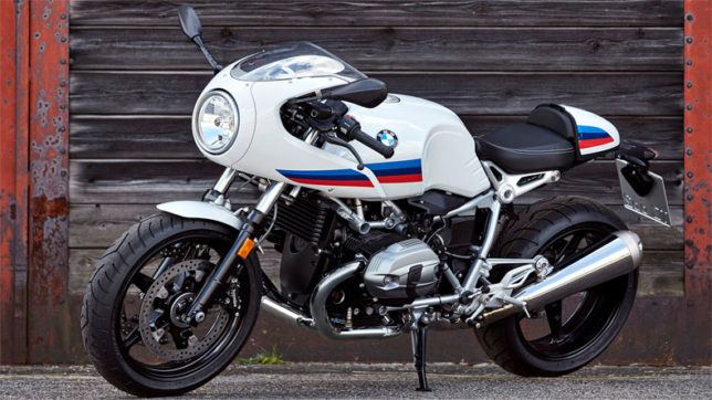 BMW R Nine T Racer launched in India