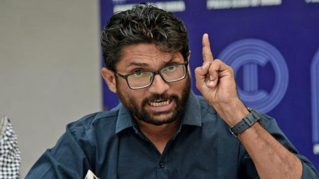 Gujarat's Dalit leader and MLA Jignesh Mewani said My life in danger BJP and RSS can kill me