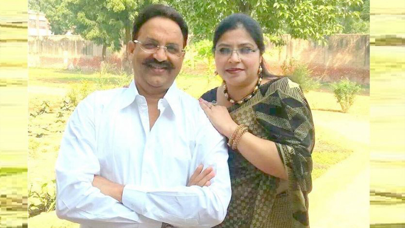 Mukhtar-Ansari-wife-heart-attack-banda-jail