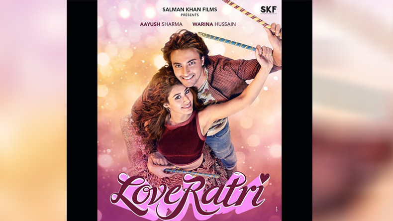 Aayush-Sharma-and-Warina-Hussain-debut-film-loveratri-first-poster-release