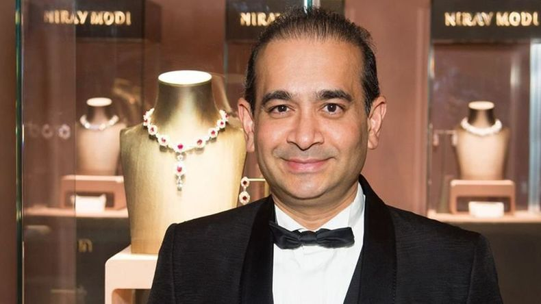 PNB scam: Indian government request to Hong Kong for handover Nirav Modi