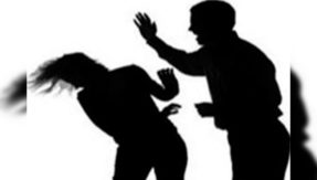 Wife beaten by Husband and mother in law China