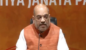 Amit-Shah-addressing-a-pres