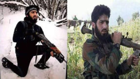 Kulgam encounter terrorist killed and surrender Indian army