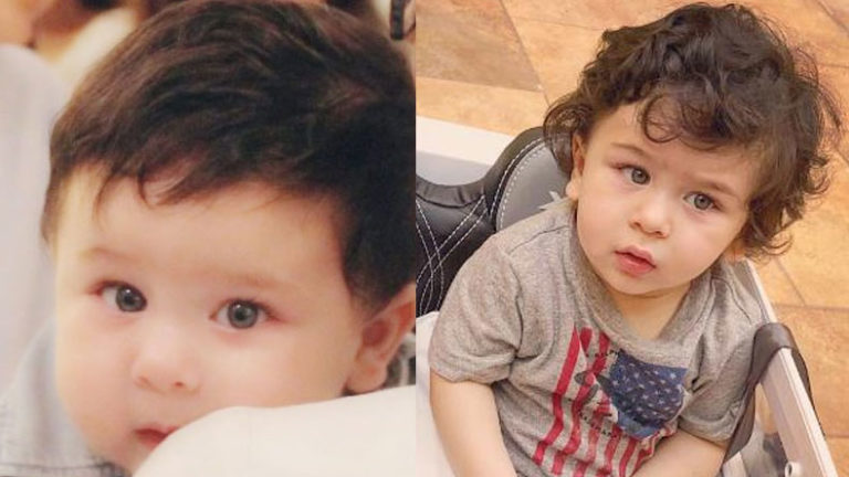 Taimur Ali Khan Photos: 35 Super Cute Images, Adorable, Stylish Innocent Baby, Playschool Photo of Kareena Kapoor-Saif Ali Khan sons Taimur Ali