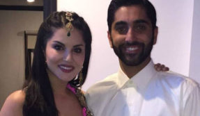 SUNNY LEONE ASKED BROTHER FOR RAKHI GIFT