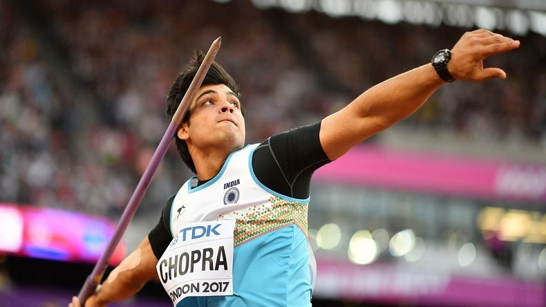 Asian Games 2018 Javelin thrower Neeraj Chopra