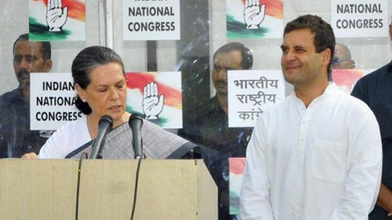 Rahul gandhi winks again in Rajasthan video viral