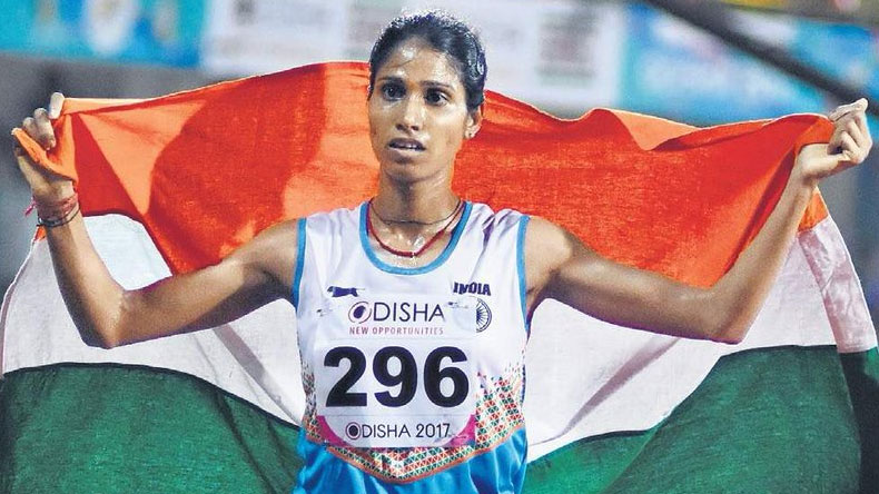 up government announces 30 lac and gazetted officer job for Sudha Sing who won silver medal at asian games 2018