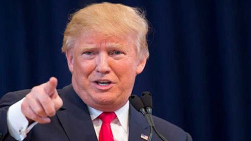 after threatening Google Donald Trump Latest Warning To Internet Firms Twitter and Facebook Be Very Careful