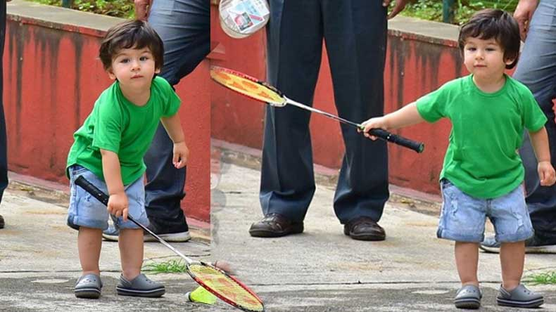 taimur-ali-khan-playing-badminton-with-saif-ali-khan,-see-pics
