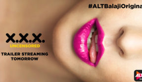ALTBalaji release upcoming web series xxx first poster